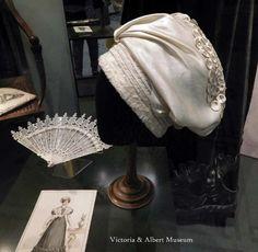 Turban for a Regency Lady (V&A)   Two Nerdy History Girls