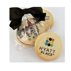 Classic shortbread cookie in cell bag -  Classic Butter shortbread cookie. Individually cello wrapped with Cello Bag.  Four color process imprint with food coloring.
