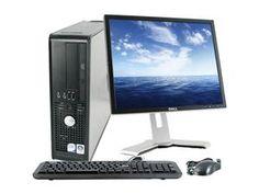 "Newegg.com - Refurbished: DELL OptiPlex 755 SFF 19"" Desktop PC Core 2 Duo 2.3GHz 2GB 80GB HDD Capacity Windows 7 Professional   Stuff a tech geek loves"