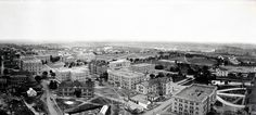 1917 shot of the Texas A & M Campus