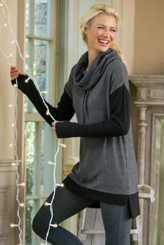 Petites Saturday Pullover from Soft Surroundings
