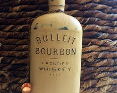 Popular items for bulleit bourbon on Etsy