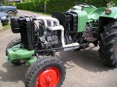 Tracteur agricole FENDT Farmer 2 FW 139 - 1960-