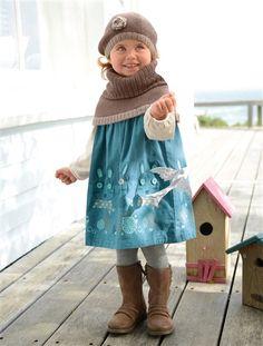 Robe transformable fille. Vertbaudet