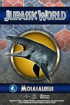 Mosasaurus fondo