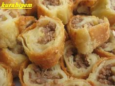 KIYMALI ÇITIR KOL BÖREĞİ - kurabiyem - Blogcu.com