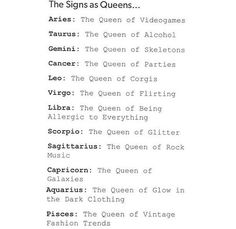 I can live with being the queen of rock music... Be better if I was the queen of metal tho :P