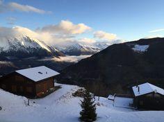 View bedroom Switzerland