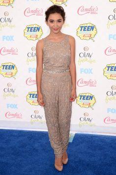 Teen Choice Awards: Rowan Blanchard