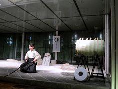 Dimostrazione di Kyudo al MAO - Museo d'Arte Orientale di Torino