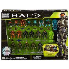 """Mega Bloks Halo Maf Collector Pack - MEGA Brands - Toys """"R"""" Us #wishlist"""
