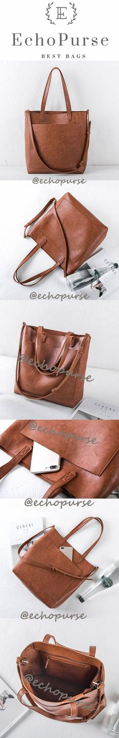 Women Handbags, Fashion Tote Bags, PU Leather Shoulder Satchel Bags TB606