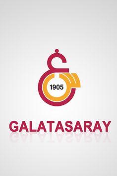 (original) Galatasaray logo in Arabic    #First pin
