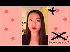 "Mandarin Chinese lessons for beginners: How to say and answer ""How are you?"" like a native Chinese speaker! Want a private lesson for just $1? Sign up with t..."