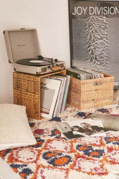 Wood Storage Crate - Urban Outfitters