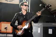Matthew Bellamy of Dr. Pepper's Jaded Hearts Club Band performs during Rachael Ray's Feedback party at Stubb's Bar B Que during the South By Southwest conference and festivals on March 17, 2018 in Austin, Texas.  (Photo by Tim Mosenfelder/Getty Images)