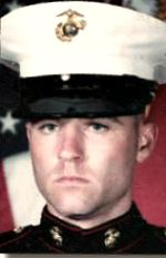 Marine LCpl Donald E. Champlin, 28, of Natchitoches, Louisiana. Died August 28, 2006, serving during Operation Iraqi Freedom. Assigned to 3rd Battalion, 2nd Marine Regiment, 2nd Marine Division, II Marine Expeditionary Force, Camp Lejeune, North Carolina. Died at Landstuhl Regional Medical Center, Germany, of injuries sustained August 27, 2006, from hostile fire during combat operations in Anbar Province, Iraq.