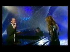 Lara Fabian Je naurai pas le temps (duo avec Michel Fugain)