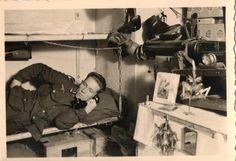ww2 bunker interior original - Google Search