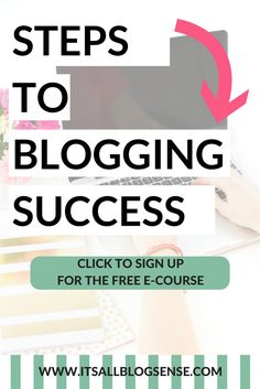 If you're a new blogger or ready to start a blog, this is the perfect free e-course for you. You'll get 10-days of jam-packed info covering all the basics of blogging including setup, structure, email, social media, posting, how to create an opt-in, how to make money blogging, how to create a profitable sales funnel, goal setting, and creating a blog plan. Click to sign up for free.