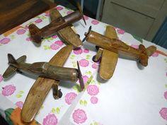...mod. de eucalipto reciclado, hélices de madeira feita à mão, 30 cm