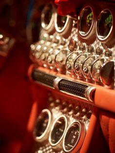 Spyker Aileron interior 1