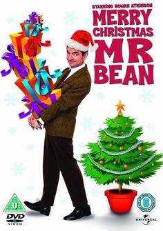 Mr Bean - Merry Christmas Mr Bean (DVD, for sale online Arthur Christmas, Christmas Shows, Christmas Star, Christmas Presents, Merry Christmas, Christmas 2016, Xmas, Mr Bean Dvd, Mr Bean Movie