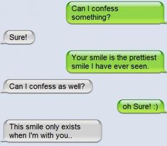 Cute text messages, cute quotes for life, cute love quotes for him, flirty text Cute Text Quotes, Cute Love Quotes For Him, Awkward Text Messages, Awkward Texts, Funny Messages, Flirting Texts, Flirting Quotes For Him, True Crime, Wie Man Flirtet