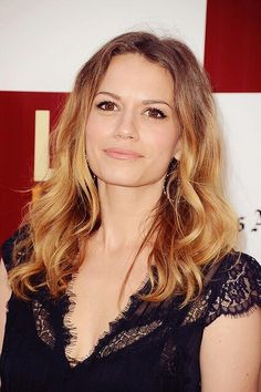 Hair color - Bethany Joy Lenz