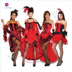 #Disfraces divertidos de #Can #Can para grupos