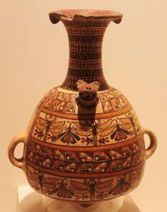 Inca Vessel: Peru