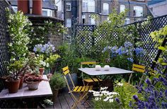 What To Do if You Have Just a Little Bit of Outdoor Space
