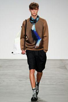 Iceberg Spring 2015 | Men's Milan Fashion Week