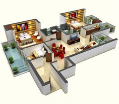an awesome virtual reality pic one layout waiting for your test for