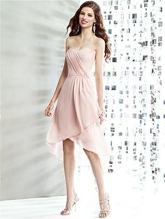 Social Bridesmaids Style 8138. http://www.dessy.com/dresses/bridesmaid/8138/