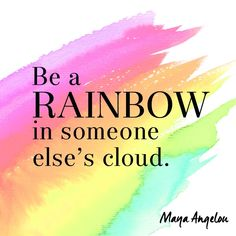 Action for Happiness Work Quotes, Quotes For Kids, Quotes To Live By, Amazing Quotes, Best Quotes, Action For Happiness, Good Happy Quotes, Rainbow Quote, Teacher Quotes
