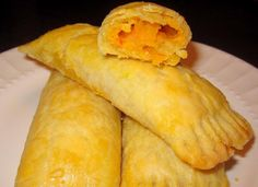 Guyana has a rich and diverse pallette of food and spices - many cultures having had a hand in its development. This article showcase five Guyanese recipes that are a easy to intermediate level of cook. Tart Recipes, Baking Recipes, Snack Recipes, Dessert Recipes, Baking Desserts, Baking Ideas, Drink Recipes, Bread Recipes, Cheese Roll Recipe