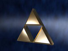 Triforce – Zeldapendium