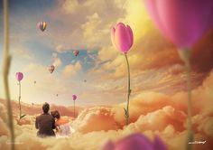 Love is in the Air | Kreavi.com