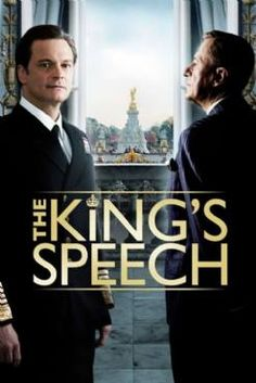 """Winner of four Oscars(R) including """"Best Picture"""" and """"Best Actor,"""" 2010 film: The King's Speech is based on the true story of King George VI's quest to find his voice. Starring Colin Firth, Geoffrey Rush, and Helena Bonham Carter. Free Films Online, Hd Movies Online, New Movies, Movies To Watch, Good Movies, Movies And Tv Shows, Movies Free, 2011 Movies, Popular Movies"""