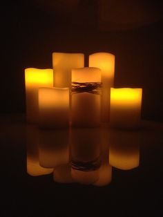 flameless candles | If you think that flameless candles or scented flameless candles would ...