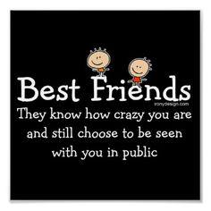 Best friends....