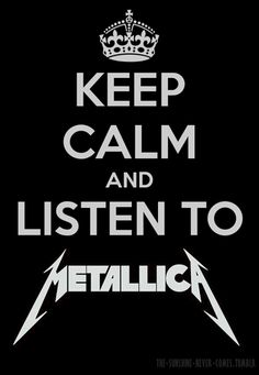 Keep Calm - Heavy Metal Photo (33094307) - Fanpop fanclubs