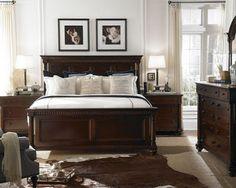 Brown bedroom furniture ideas