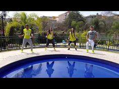 """ZUMBA """"Tippy Toe"""" Dj Francis ft El Chevo - YouTube"""