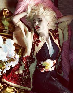 Camilla Akrans + Nadja Bender + Vogue Japan