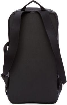Arc'teryx Veilance Black Coated Nomin Backpack