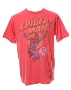 superhero tees for men   junkfood superhero spiderman t shirt classic superhero spiderman faded ...