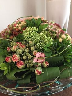Interesting, Beautiful & Creative Design for All Occasions. Deco Floral, Arte Floral, Floral Design, Flower Centerpieces, Flower Decorations, Fall Flowers, Beautiful Flowers, Floral Bouquets, Floral Wreath