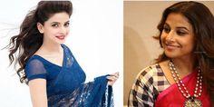 #VidyaBalan all praise for #SabaQamar in 'Hindi Medium'